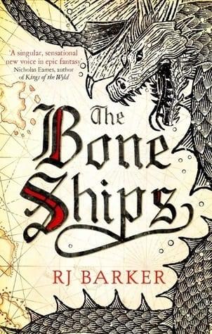 Bone Ships Cover