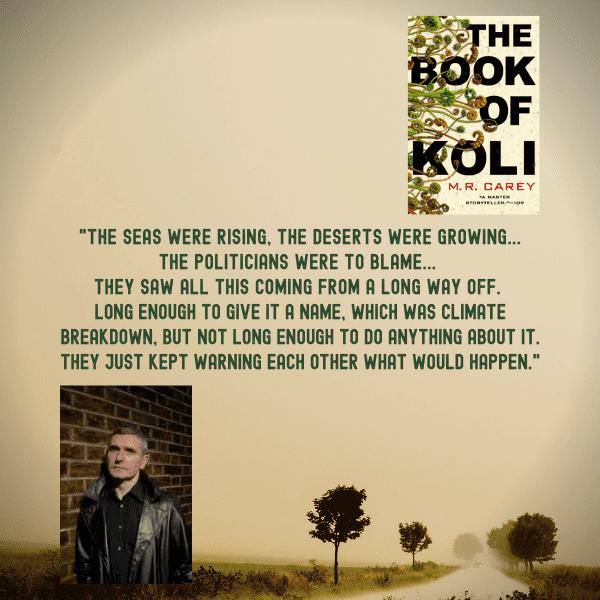 Book of Koli by M.R. Carey