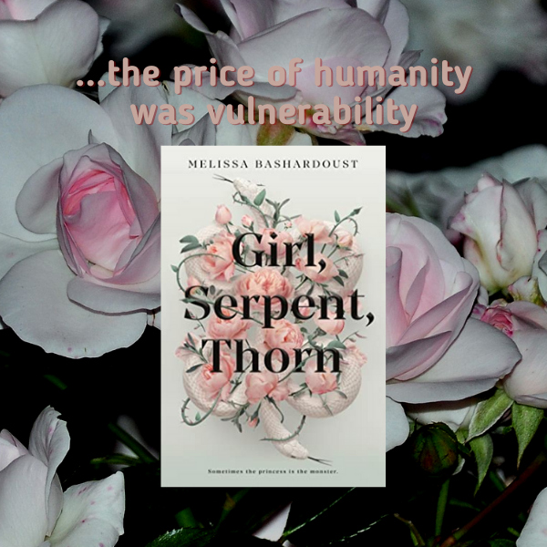 Girl Serpent Thorn By Melissa Basharboust